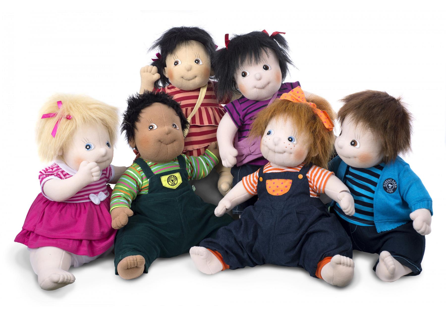 Rubens Barn Original - La poupée d'empathie, design et qualité suédois